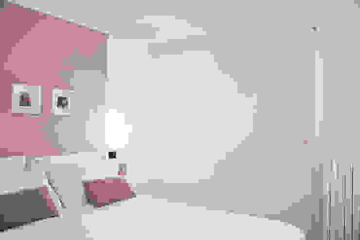 Laura Lucente Architetto ห้องนอน