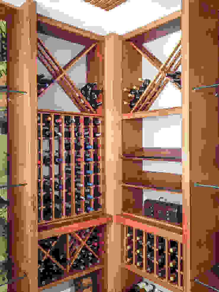 Juliana Stefanelli Arquitetura e Design Wine cellar