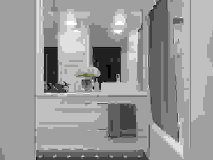 Volkovs studio Salle de bain classique