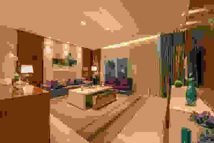 Modern Living Room by Juliana Stefanelli Arquitetura e Design Modern