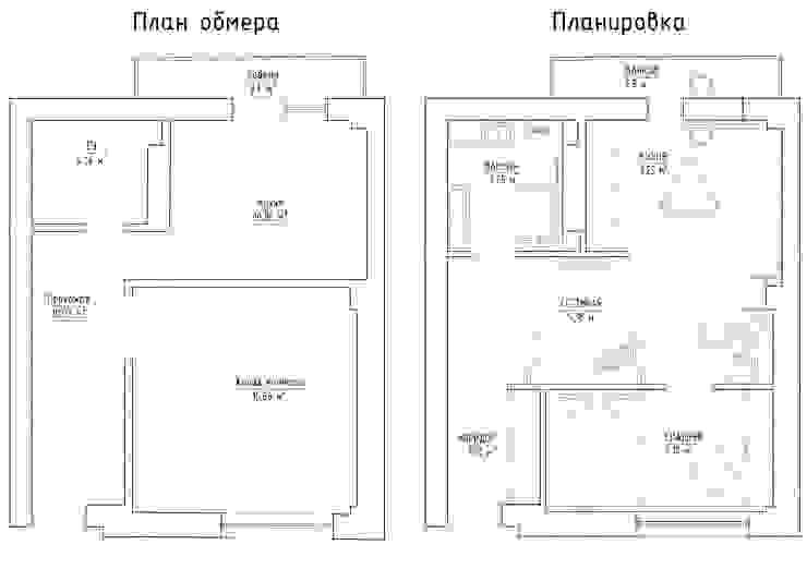 by Студия дизайна Марии Губиной Industrial