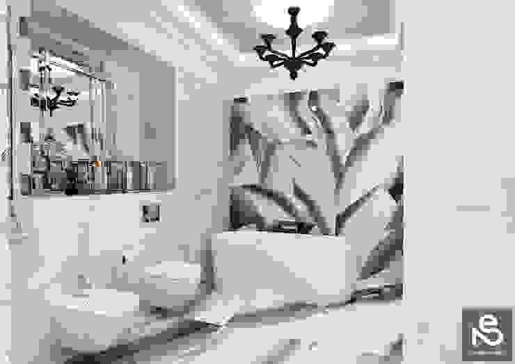 Ванная комната в эклектичном стиле от homify Эклектичный Плитка