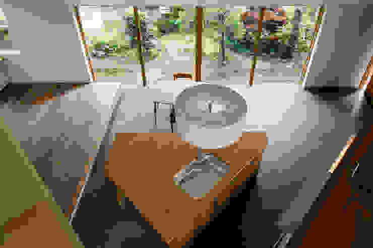 矢の口の家 モダンな キッチン の 向山建築設計事務所 モダン