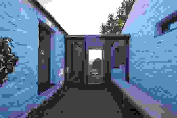 Turismo Rural em Paredes de Coura Jardins de Inverno modernos por Escritorio de arquitetos Moderno