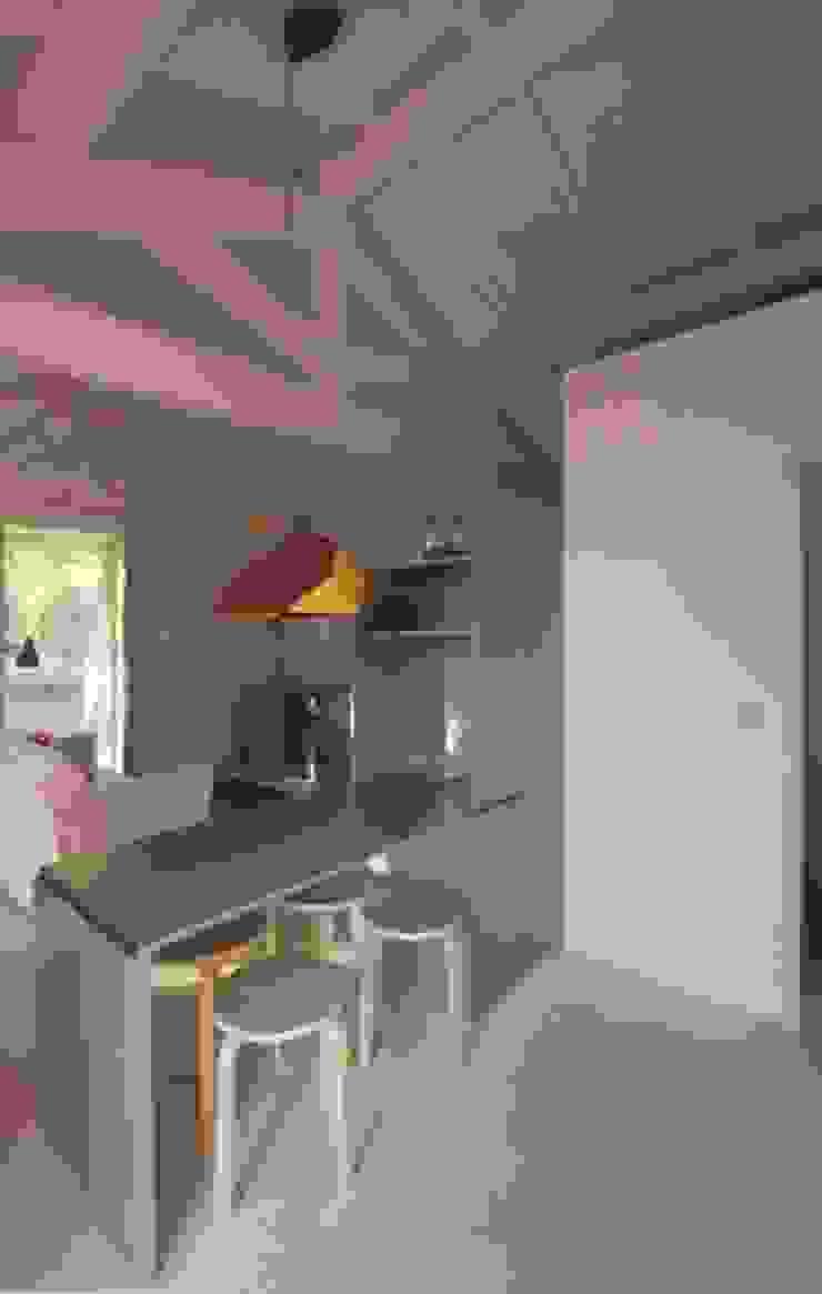Turismo Rural em Paredes de Coura Salas de jantar modernas por Escritorio de arquitetos Moderno