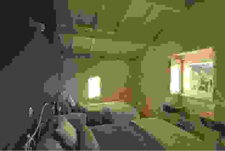 Turismo Rural em Paredes de Coura Quartos modernos por Escritorio de arquitetos Moderno