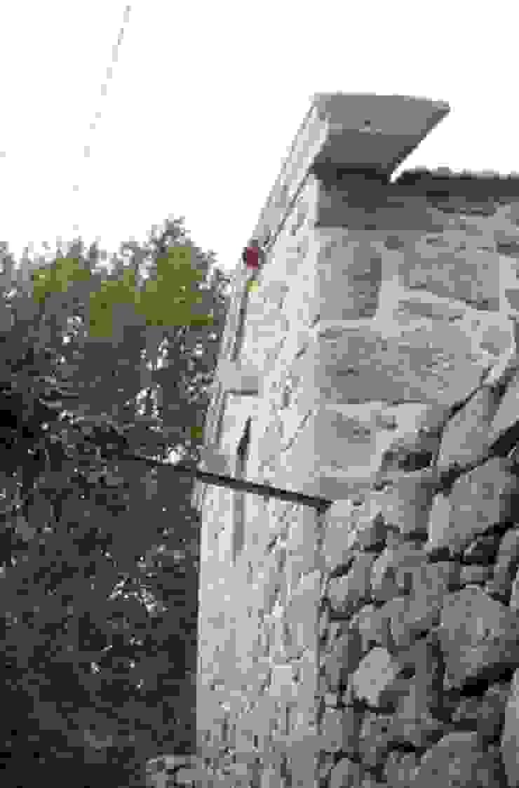 Turismo Rural em Paredes de Coura Casas modernas por Escritorio de arquitetos Moderno
