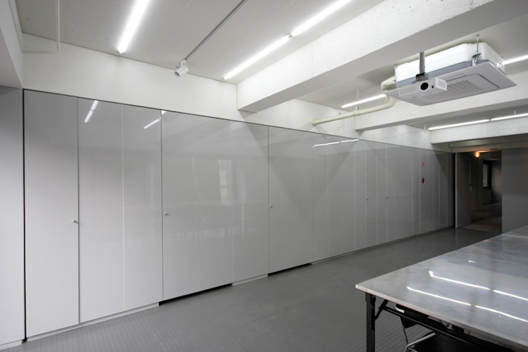 OMFLORAL ART SCHOOL by 건축사사무소 moldproject