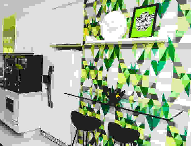 COZINHA MODERNA. Cozinhas modernas por AVNER POSNER INTERIORES Moderno