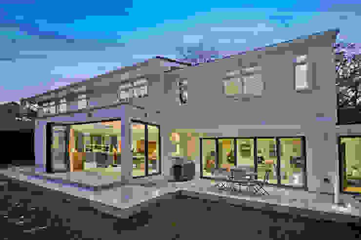 Ince Road, Burwood Park Casas modernas de Concept Eight Architects Moderno