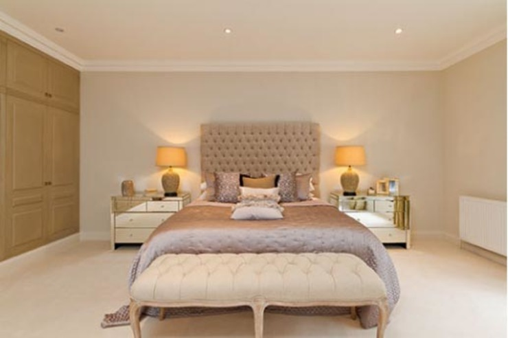 Mercier Road, Putney Modern style bedroom by Concept Eight Architects Modern