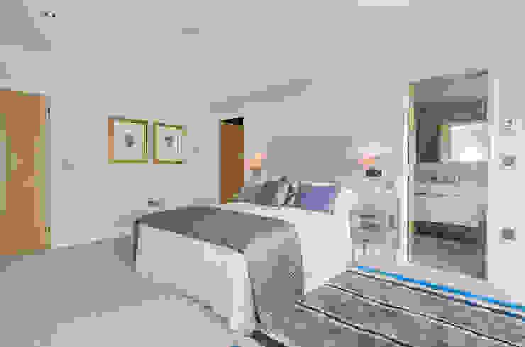 Oakhill Road, Putney Dormitorios de estilo moderno de Concept Eight Architects Moderno