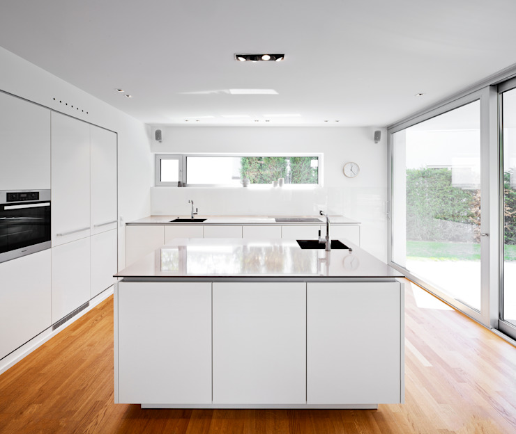 Le Cucine Bianche Modelli E Stili Diversi
