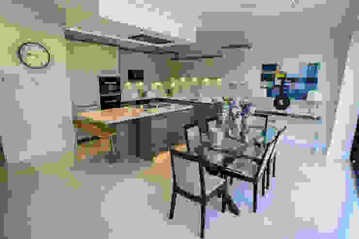 Oakhill Road, Putney Comedores de estilo moderno de Concept Eight Architects Moderno