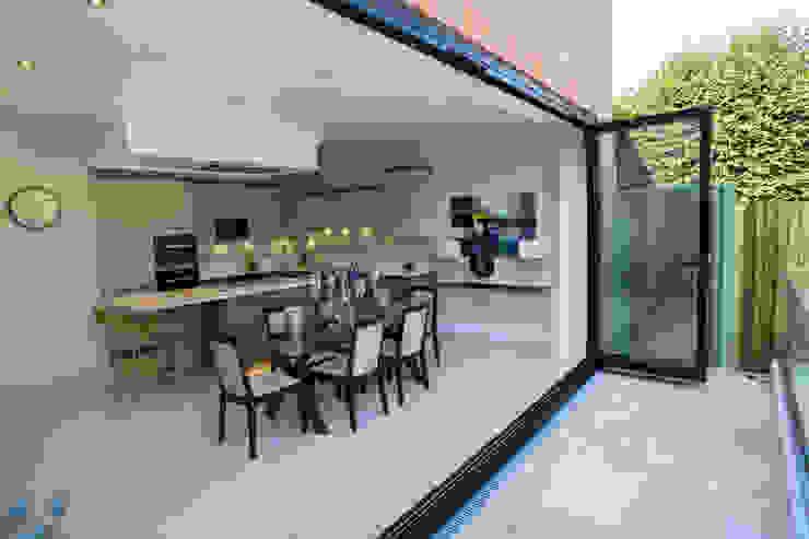 Oakhill Road, Putney Cocinas de estilo moderno de Concept Eight Architects Moderno
