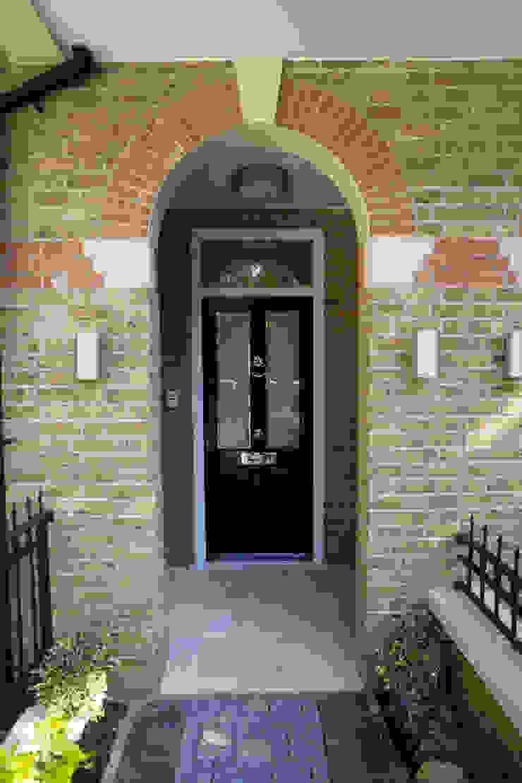 Oakhill Road, Putney Puertas y ventanas de estilo moderno de Concept Eight Architects Moderno
