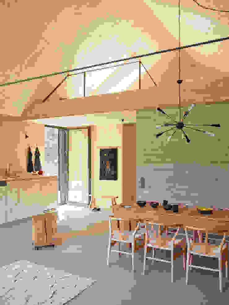 Backraum Architektur Ruang Makan Modern