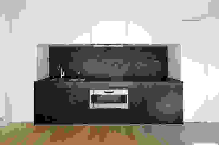 Penthouse München Moderne Küchen von GABRIELA RAIBLE® INNENARCHITEKTUR Modern