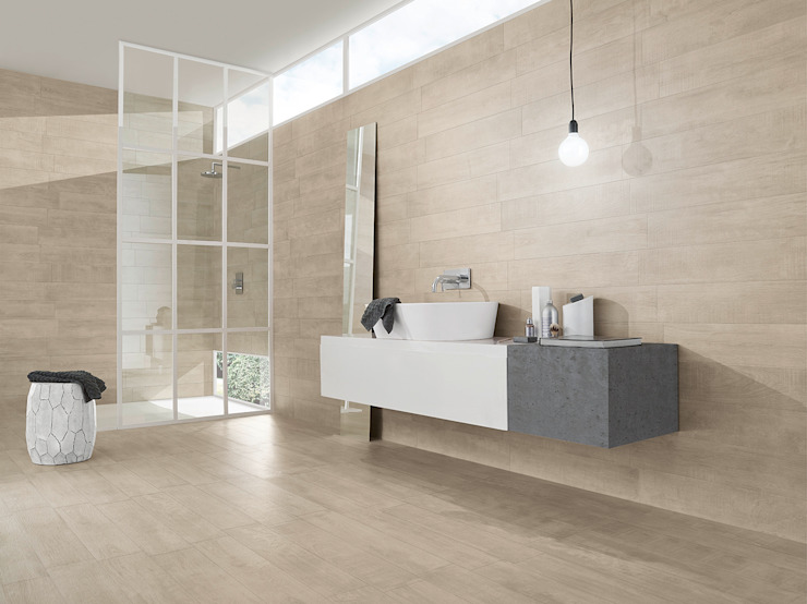 Industriale Badezimmer von Love Tiles Industrial