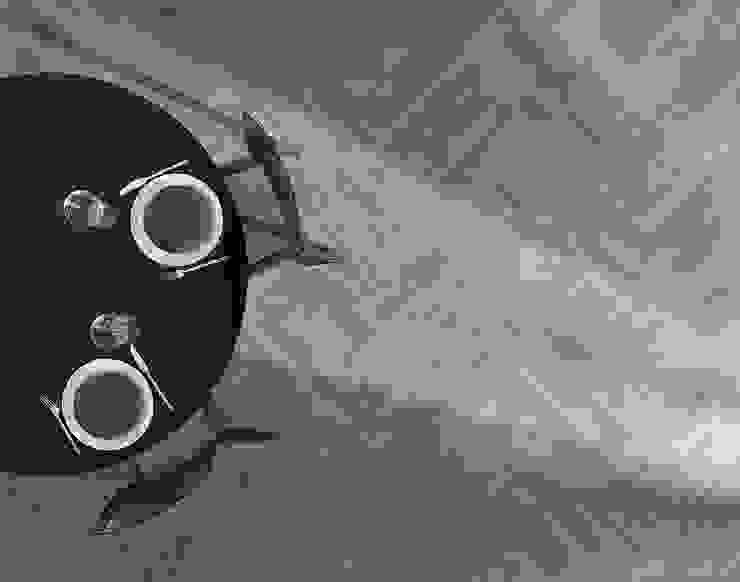 Wildwood Salas de jantar industriais por Love Tiles Industrial