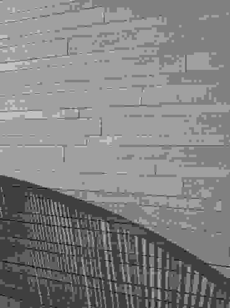 Wildwood Paredes e pisos industriais por Love Tiles Industrial