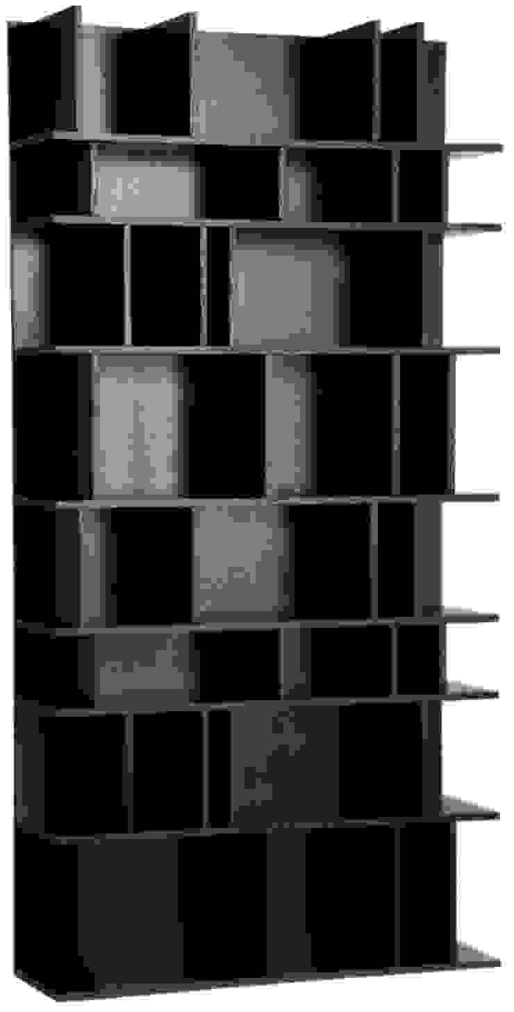 Стеллаж Element Black:  в современный. Автор – DG Home, Модерн