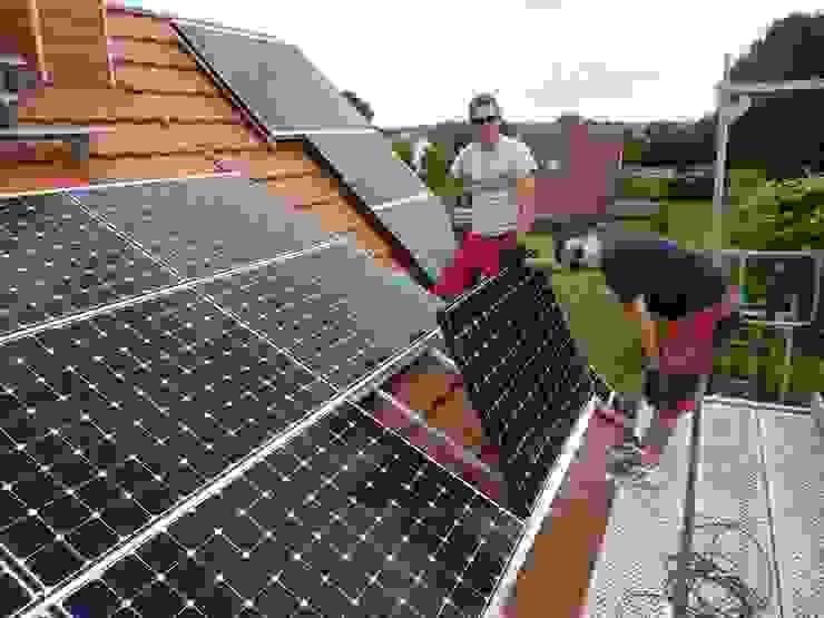 сучасний  by Solarsysteme Sachsen GmbH, Сучасний