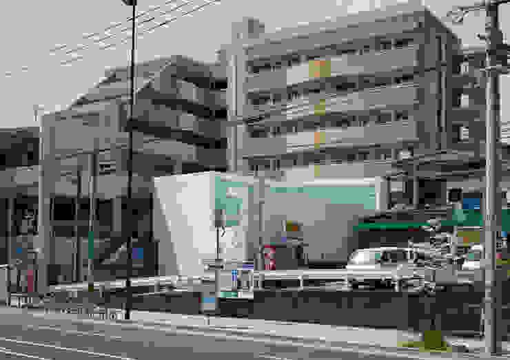 建物遠景 モダンな医療機関 の 有限会社Y設計室 モダン