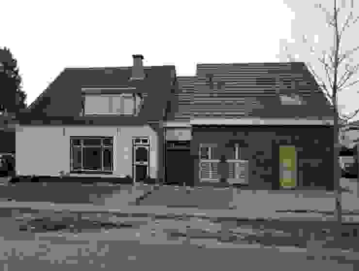 Woning te Mariaheide Moderne huizen van martyvandeven bureau voor architectuur en techniek Modern