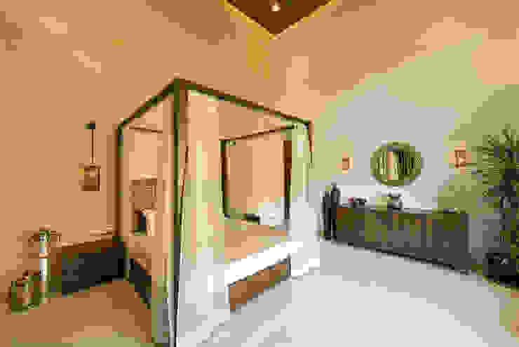 Bedroom Minimalist bedroom by ARK Reza Kabul Architects Pvt. Ltd. Minimalist