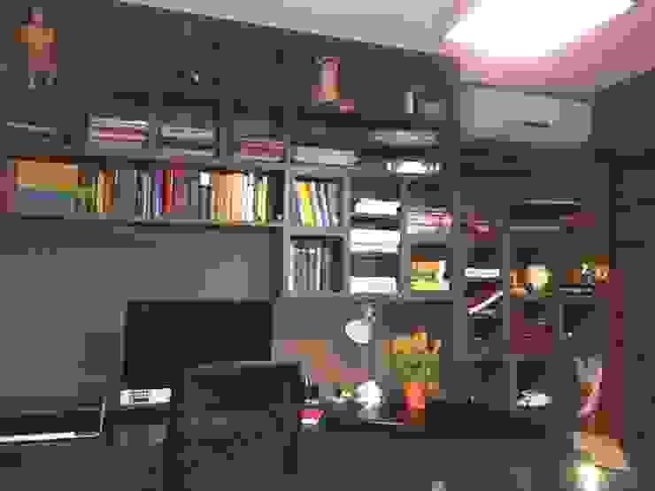 estante do Pedro por Margareth Salles Moderno MDF