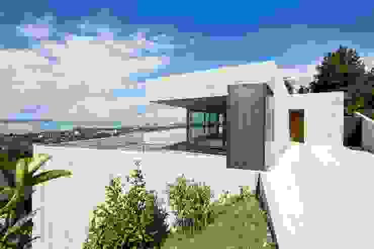 Hanggleiter Moderne Häuser von Q-rt Architektur Modern