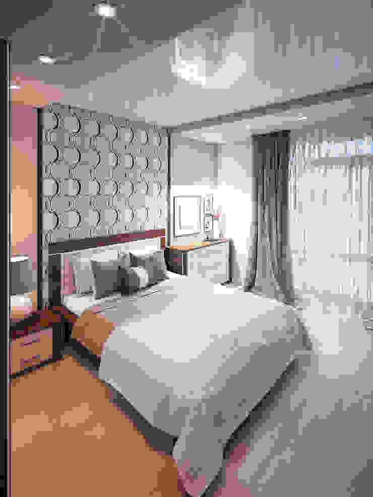 Квартира в Новомосковске Спальня в классическом стиле от Алина Насонова Классический