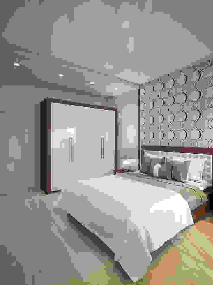 Квартира в Новомосковске Гостиная в классическом стиле от Алина Насонова Классический