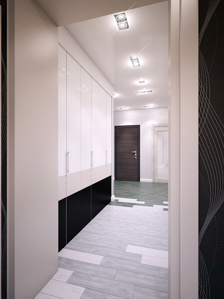 Квартира в Новомосковске Ванная в классическом стиле от Алина Насонова Классический