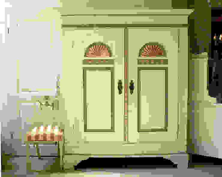 Schatzkiste Living roomCupboards & sideboards Wood White