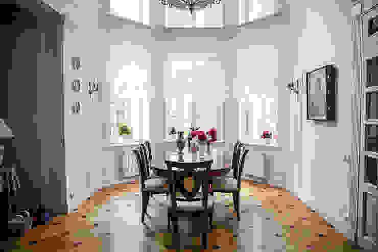 Dining room by Designer Olga Aysina,