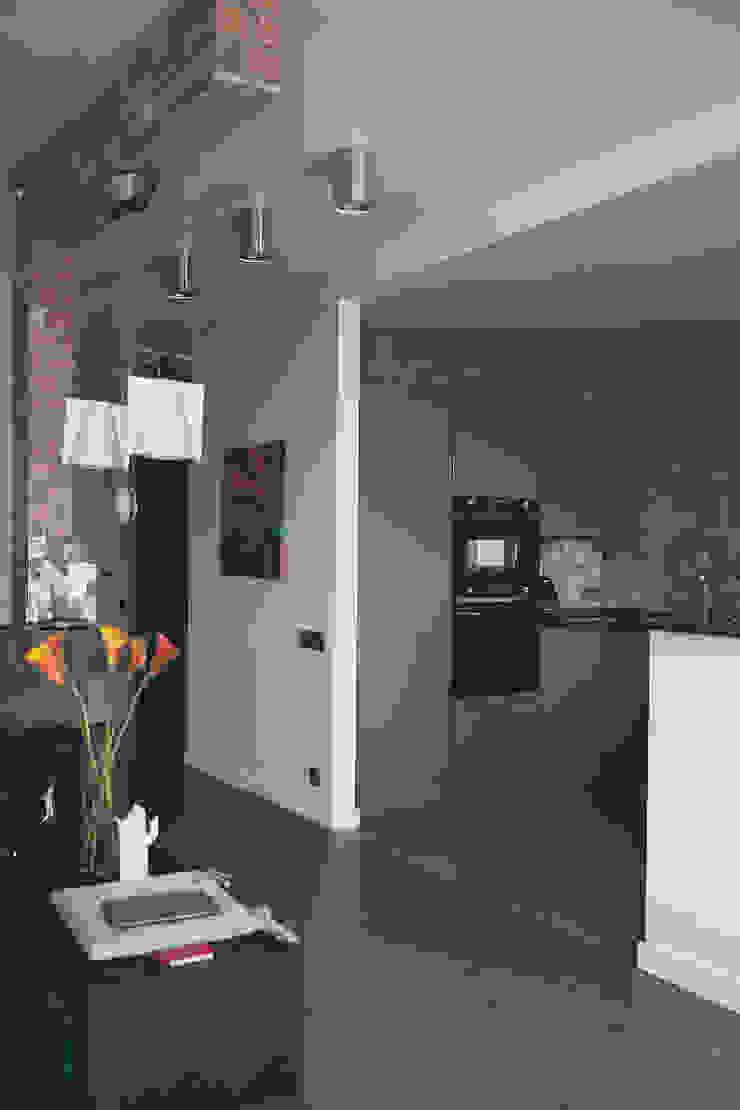 Дизайн интерьера в индустриальном стиле Кухня в стиле лофт от Designer Olga Aysina Лофт