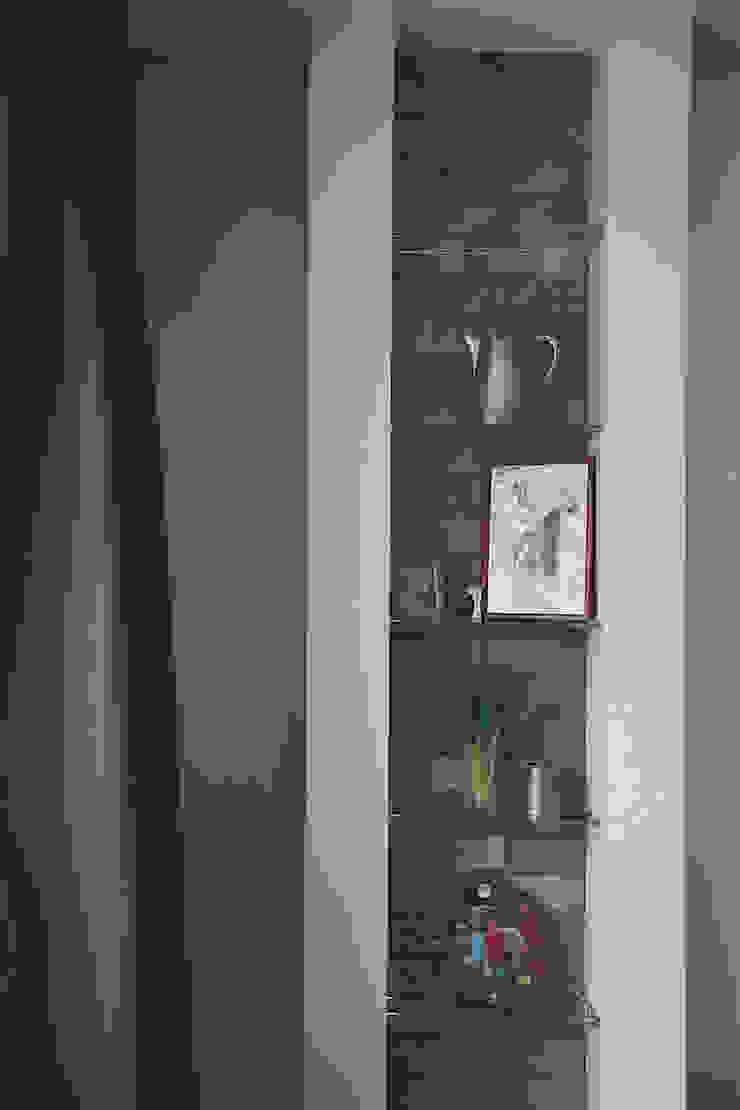 Дизайн интерьера в индустриальном стиле Спальня в стиле лофт от Designer Olga Aysina Лофт