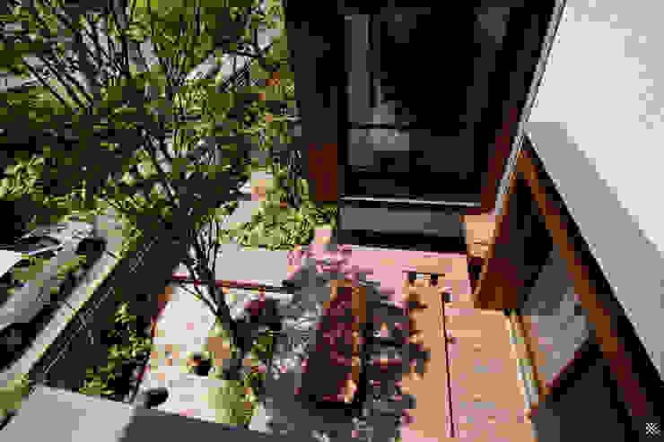 Garden by 向山建築設計事務所, Modern