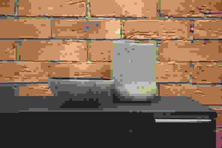 Дизайн интерьера в индустриальном стиле Коридор, прихожая и лестница в стиле лофт от Designer Olga Aysina Лофт