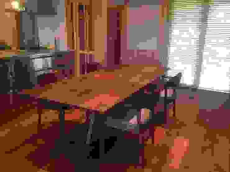 カンディハウス ハカマ HAKAMA    ウイングLUXサイドチェア: 家具の福岳が手掛けたスカンジナビアです。,北欧 木 木目調