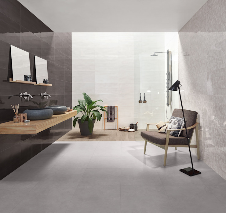 Modern bathroom by Love Tiles Modern