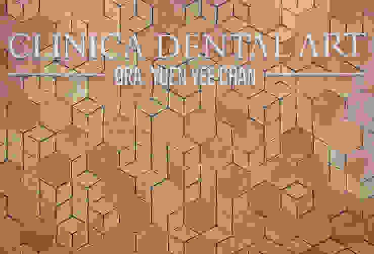CLINIC DENTAL ART Bloomint design Mediterrane Praxen