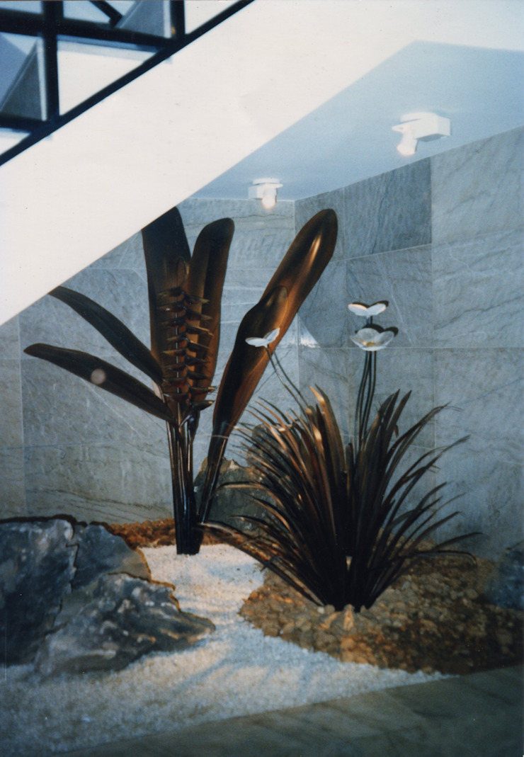 Junia Lobo Paisagismo Modern style gardens