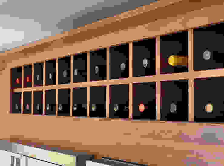 Grosvenor | Walnut And Marble Elegance Davonport Moderne keukens Hout Bruin