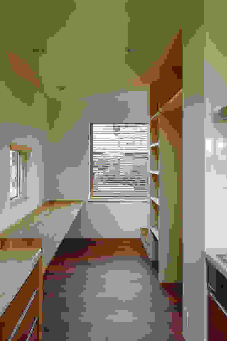 寺尾台の家 モダンデザインの 書斎 の 向山建築設計事務所 モダン