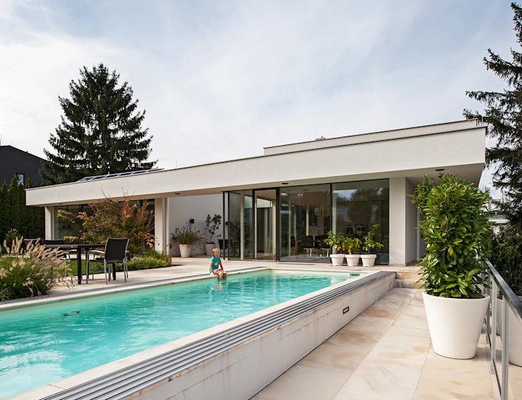 Pool by Studio Berner.Stolz Architekten ZT-OG, Modern