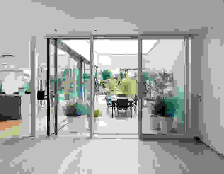 Modern conservatory by Studio Berner.Stolz Architekten ZT-OG Modern