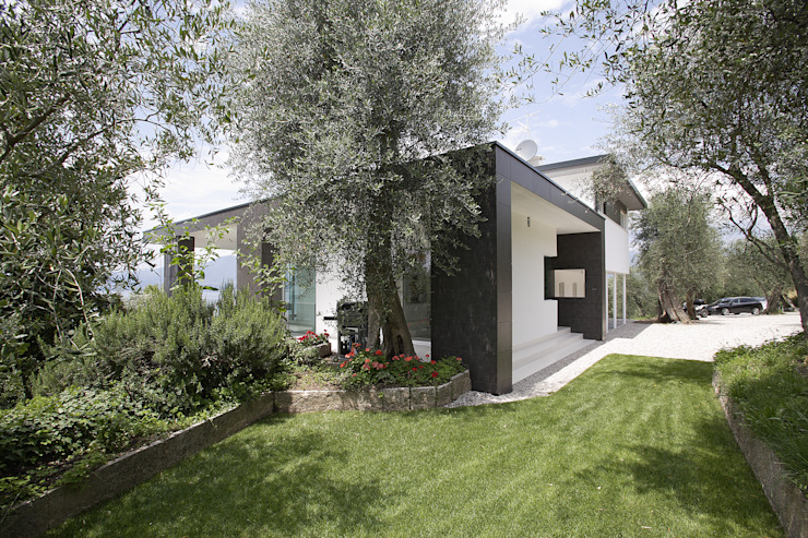 Jardin de style  par Marina Chiesa,